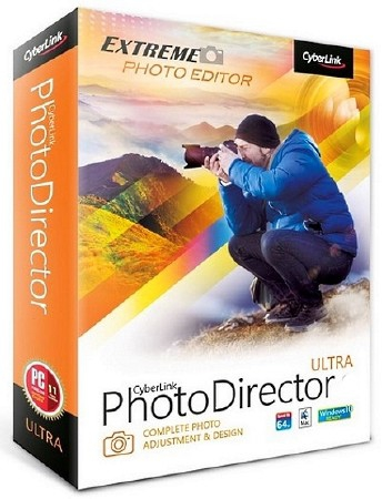 CyberLink PhotoDirector Ultra 10.0.2022.0 + Rus