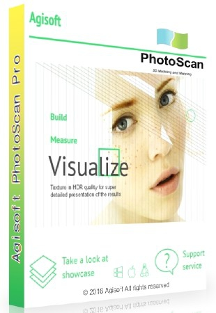 Agisoft PhotoScan Professional 1.4.4 Build 6848