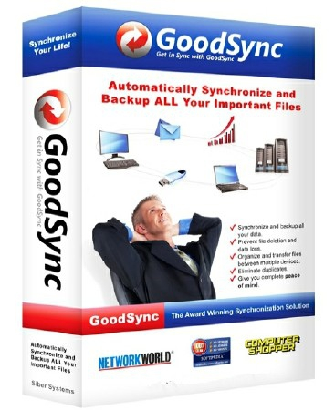 GoodSync Enterprise 10.9.9.7