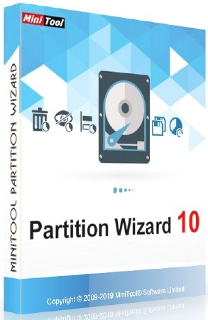 MiniTool Partition Wizard 10.3 Technician WinPE ISO