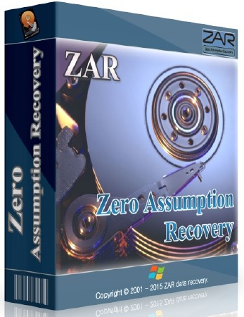Zero Assumption Recovery 10.0 Build 1231 Technician Edition
