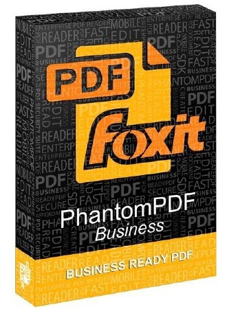 Foxit PhantomPDF Business 9.3.0.10826