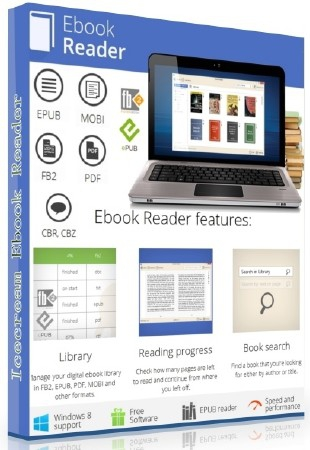 Icecream Ebook Reader Pro 5.19