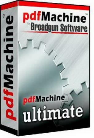 Broadgun pdfMachine Ultimate 15.20