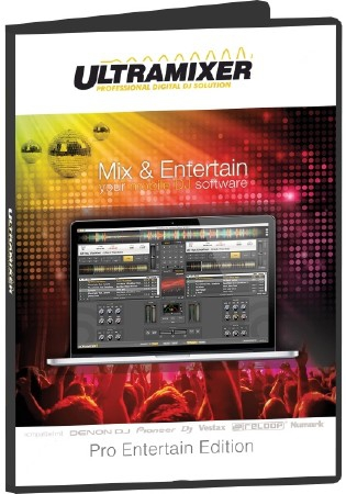 UltraMixer Pro Entertain 6.0.8