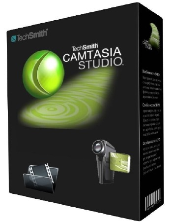 TechSmith Camtasia Studio 2018.0.5 Build 3904