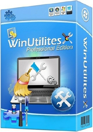WinUtilities Professional Edition 15.4