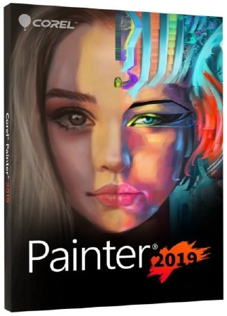 Corel Painter 2019 19.1.0.487 + Rus