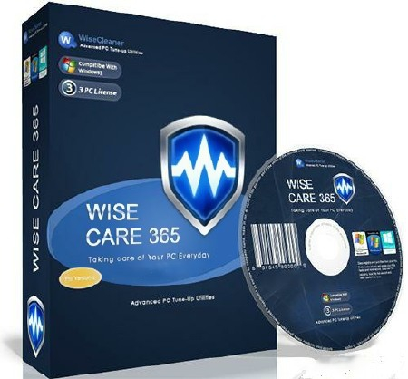 Wise Care 365 Pro 5.1.8 Build 509 Final DC 15.10.2018