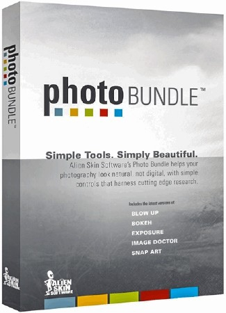Alien Skin Software Photo Bundle Collection 10.2018