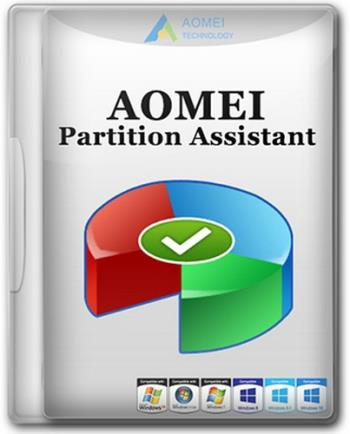 AOMEI Partition Assistant Technician 7.5 RePack/Portable by elchupacabra