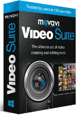Movavi Video Suite 18.1.0 RePack & Portable by elchupakabra