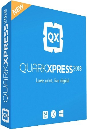 QuarkXPress 2018 14.1.2