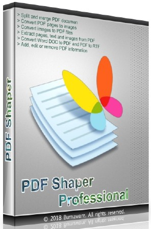 PDF Shaper Professional / Premium 8.7 Final