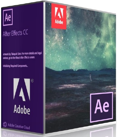 Adobe After Effects CC 2019 16.0.0.235 by m0nkrus