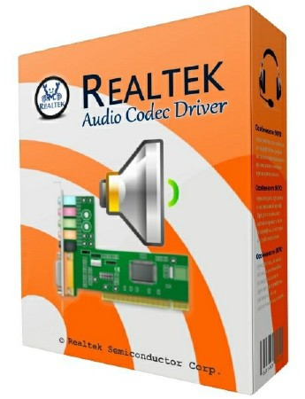 Realtek High Definition Audio Driver 6.0.1.8564 WHQL