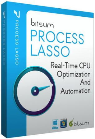 Process Lasso 9.0.0.522 RePack/Portable by TryRooM