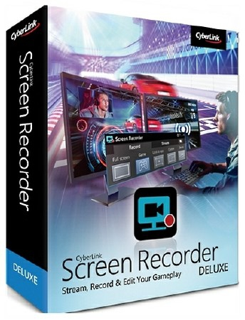CyberLink Screen Recorder Deluxe 4.0.0.5898 + Rus