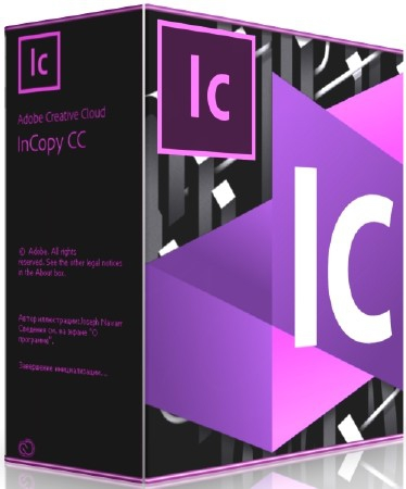 Adobe InCopy CC 2019 14.0.130 by m0nkrus