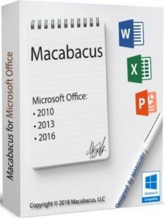 Macabacus for Microsoft Office 8.10.0