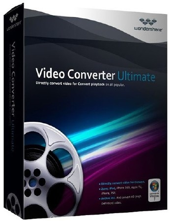 Wondershare Video Converter Ultimate 10.4.0.186 + Rus
