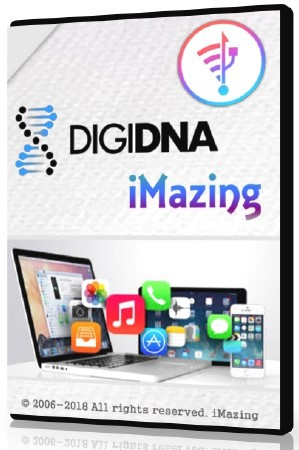 DigiDNA iMazing 2.7.5