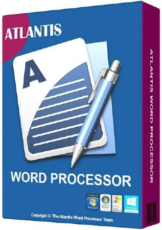 Atlantis Word Processor 3.2.10.1