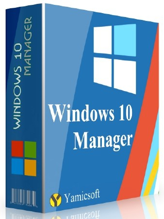 Windows 10 Manager 2.3.8 Final ML/RUS