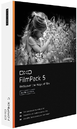 DxO FilmPack Elite 5.5.19 Build 587 ENG
