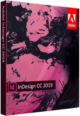 Adobe InDesign CC 2019 14.0.1.209 RePack by KpoJIuK