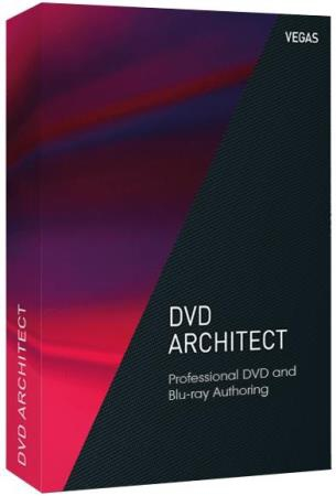 MAGIX DVD Architect 7.0.0.100 RePack by elchupakabra