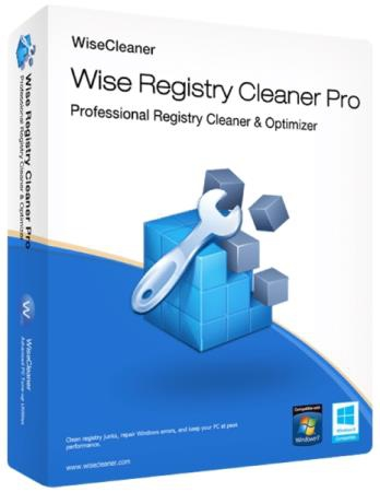 Wise Registry Cleaner Pro 10.1.6.677 + Portable