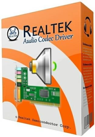 Realtek High Definition Audio Driver 6.0.1.8656 WHQL