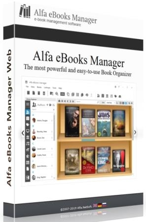 Alfa eBooks Manager Web 8.1.15.3