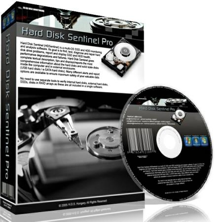 Hard Disk Sentinel Pro 5.40 Build 10482 RePack & Portable by TryRooM