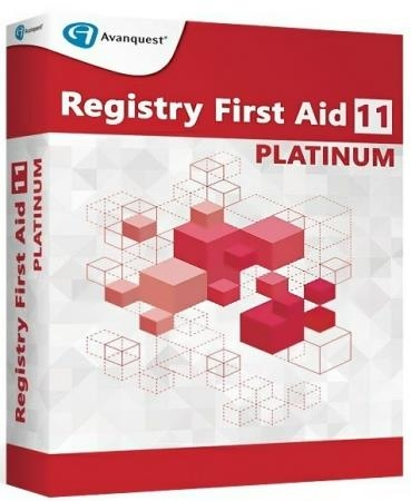 Registry First Aid Platinum 11.3.0 Build 2580