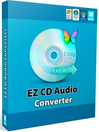 EZ CD Audio Converter 8.2.2.1 RePack & Portable by KpoJIuK