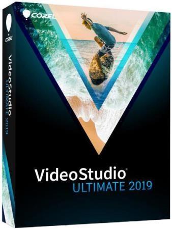Corel VideoStudio Ultimate 2019 22.2.0.392 + Rus + Content