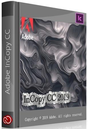 Adobe InCopy CC 2019 14.0.2.324