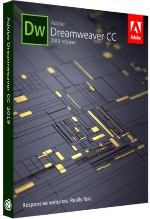 Adobe Dreamweaver CC 2019 19.1.0.11240 RePack by KpoJIuK