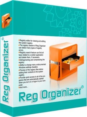 Reg Organizer 8.28 RePack & Portable by elchupakabra