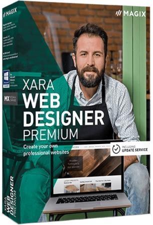 Xara Web Designer Premium 16.1.1.56358