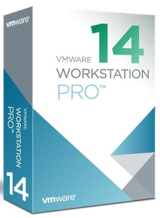 VMware Workstation Pro 14.1.7 Build 12989993