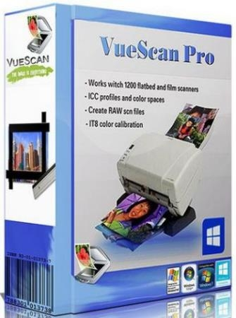 VueScan Professional 9.6.37 RePack/Portable by elchupakabra