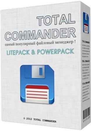 Total Commander 9.22a LitePack | PowerPack 2019.3 Final RePack/Portable by Diakov