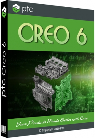 PTC Creo 6.0.0.0 + HelpCenter