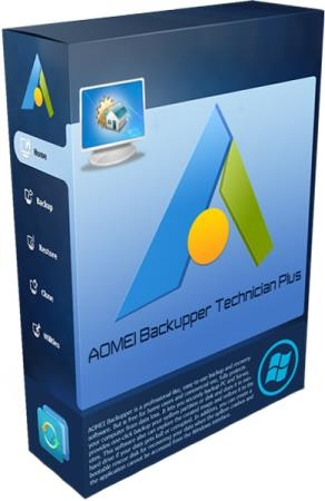 AOMEI Backupper 4.6.3 All Editions + Rus