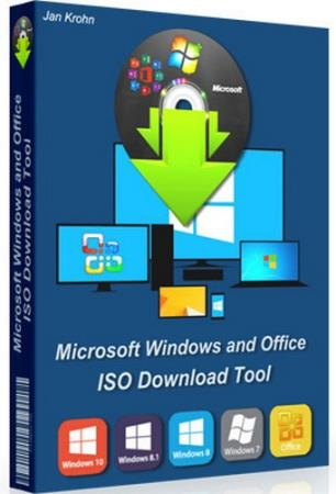 Microsoft Windows and Office ISO Download Tool 8.09