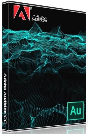 Adobe Audition CC 2019 12.1.0.182