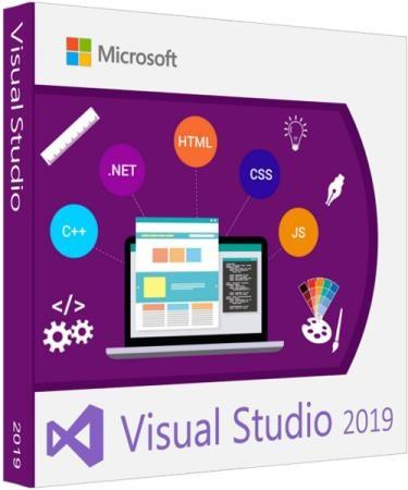 Microsoft Visual Studio 2019 16.0.0 All Editions
